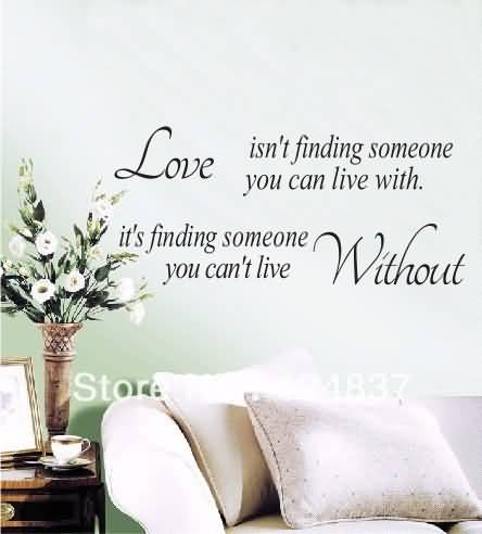Love Quotes Wall Decals 09