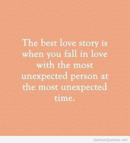 Love Story Quotes 16