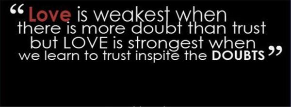 Love Trust Quotes 10