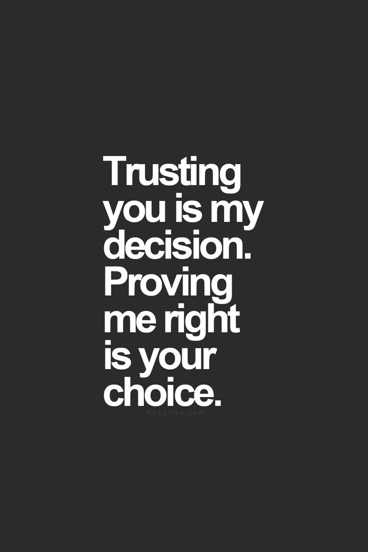 Love Trust Quotes 19