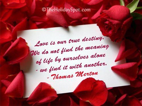 Love Valentine Quotes 11