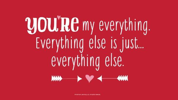 Love Valentine Quotes 12