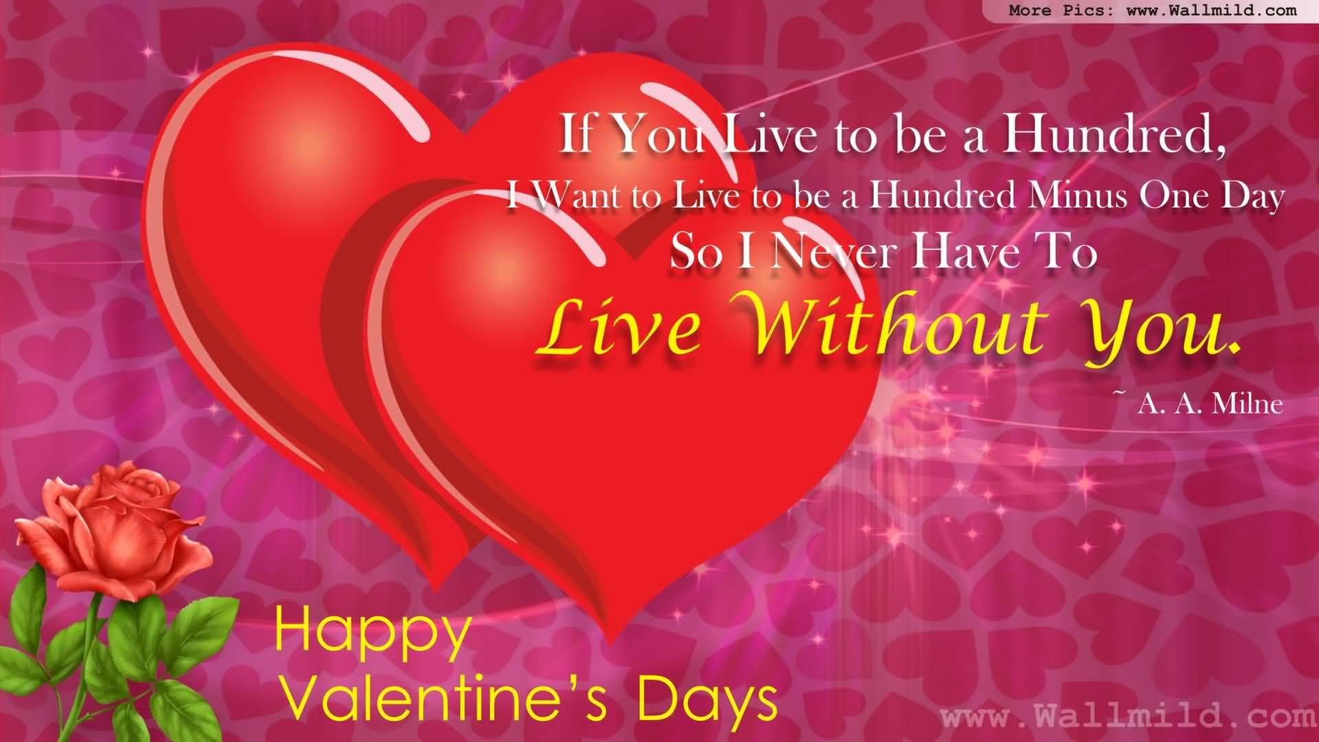 Love Valentine Quotes 13