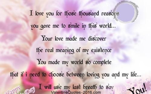 Love Valentine Quotes 18