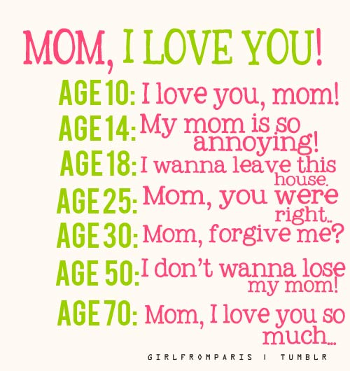 Love You Mommy Quotes 02