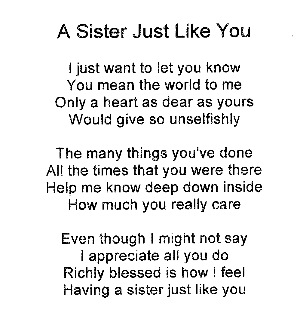 Love You Sister Quotes 09 | QuotesBae