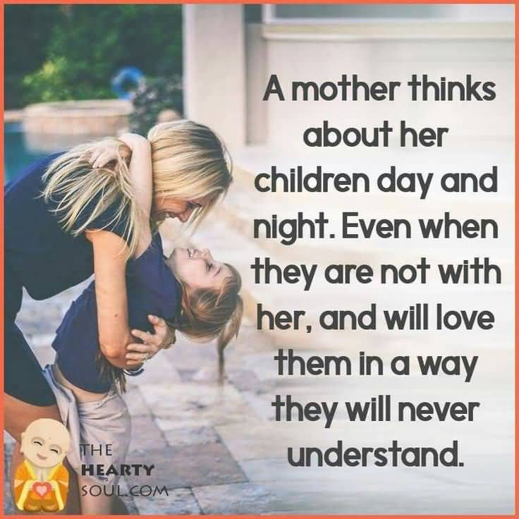 the unconditional love of a mother to a child 26122012 most mothers have an undying and unconditional love for  the unconditional love of mothers deciphers religion  it is in the mother/child.