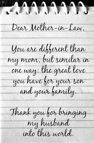 Loving Mother In Law Quotes 08