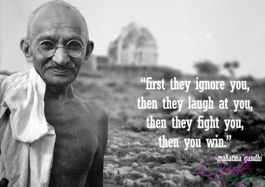 Mahatma Gandhi Quotes On Love 02