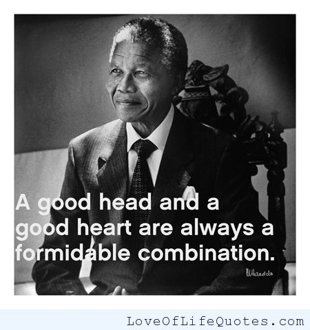 Nelson Mandela Quotes About Love Hate And Quote Mandela Quotes
