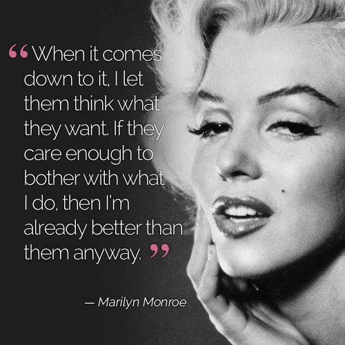 Marilyn Monroe Quotes About Friendship 20