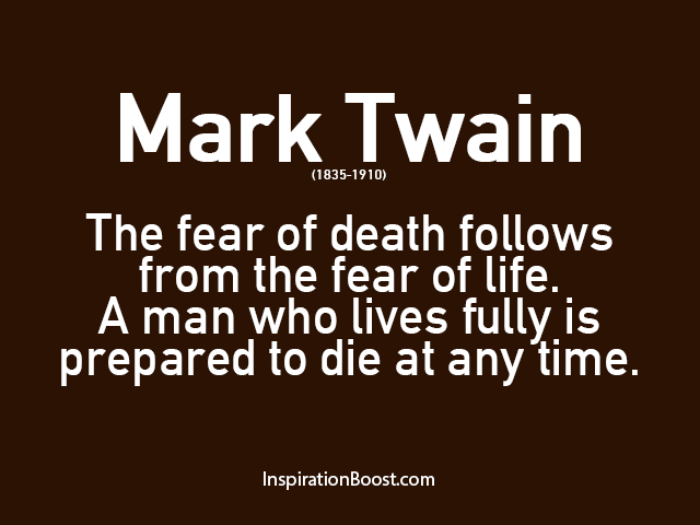 Mark Twain Quotes About Life 10
