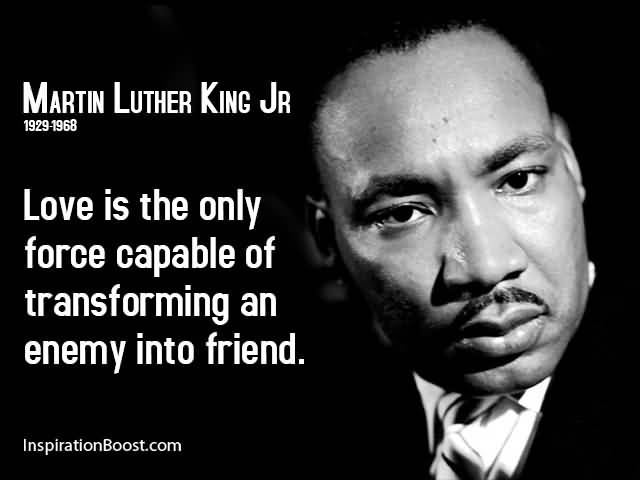 Martin Luther King Love Quotes 13