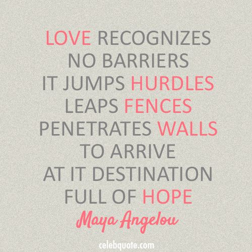 Maya Angelou Quotes On Love And Relationships 12 | QuotesBae