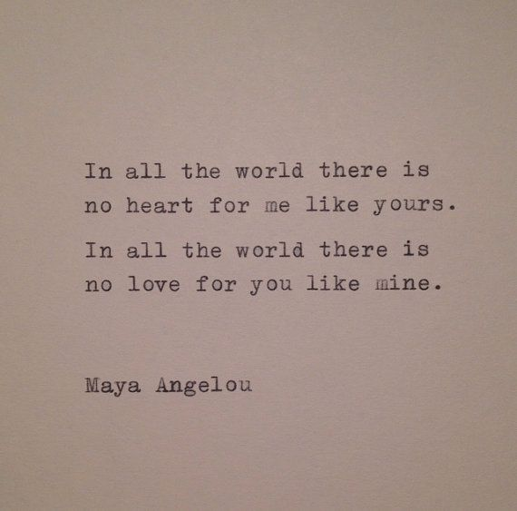 Maya Angelou Quotes On Love And Relationships 17 | QuotesBae