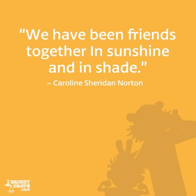 Meaningful Quotes About Friendship 07