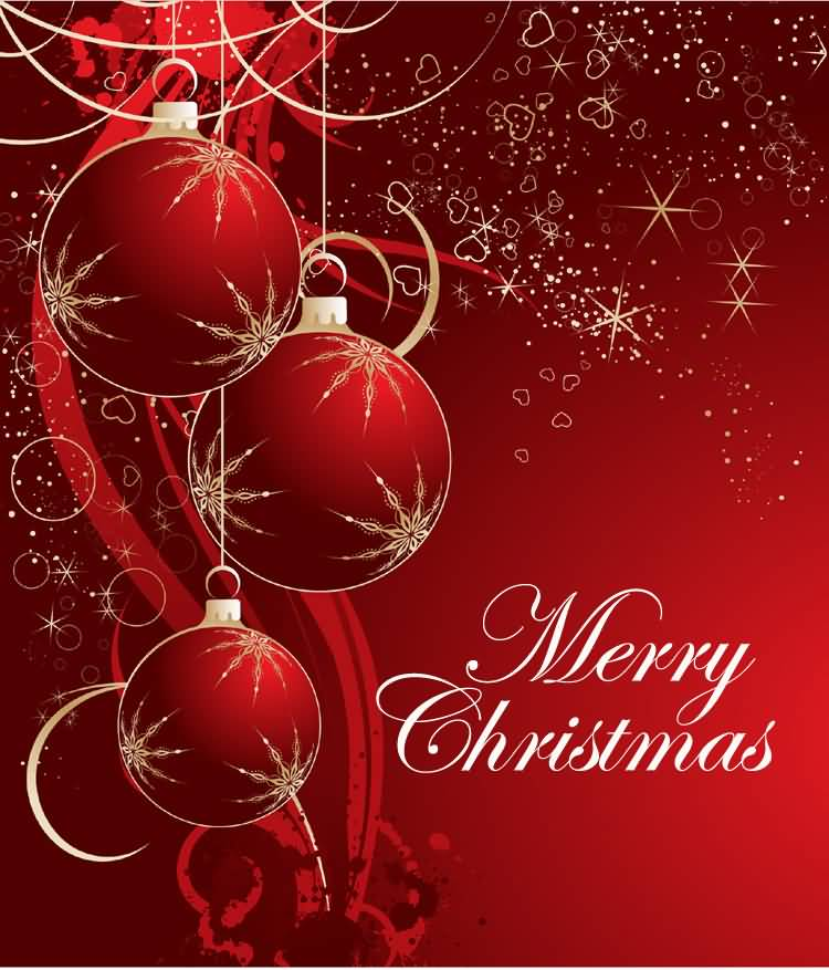 Merry Christmas Cards Image Picture Photo Wallpaper 01