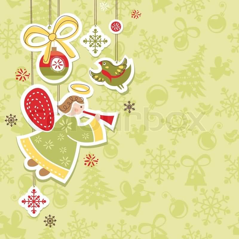 Merry Christmas Cards Template Image Picture Photo Wallpaper 04