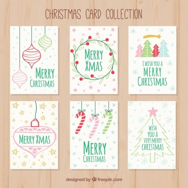 Merry Christmas Cards Template Image Picture Photo Wallpaper 06