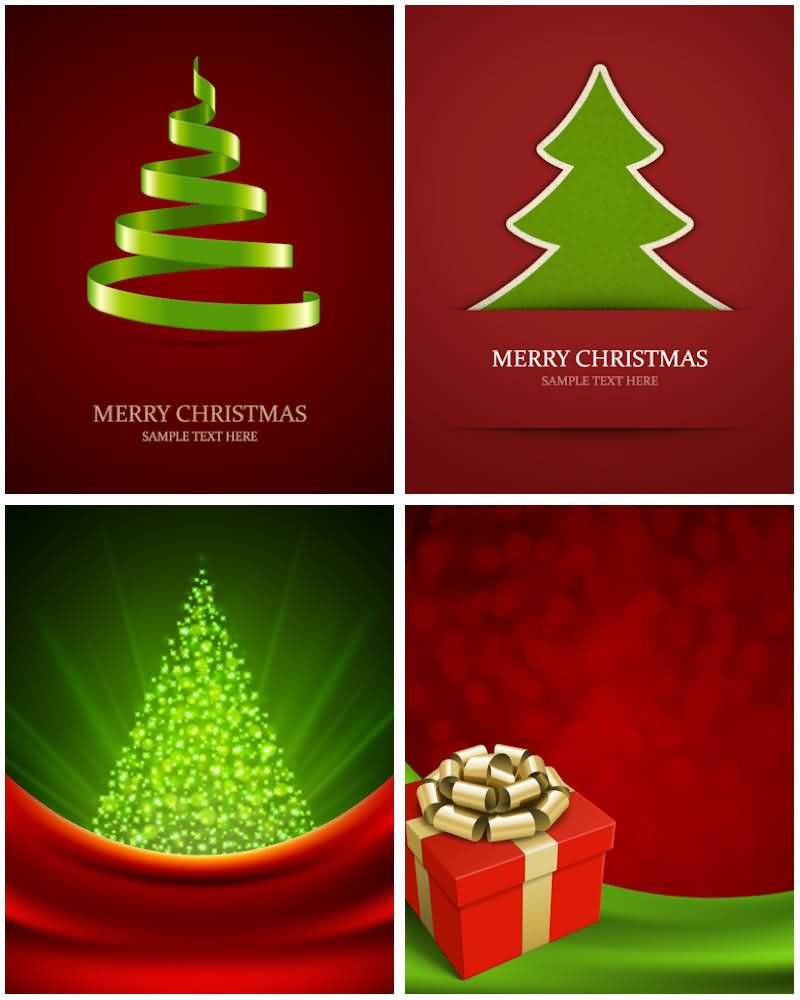 Merry Christmas Cards Template Image Picture Photo Wallpaper 10