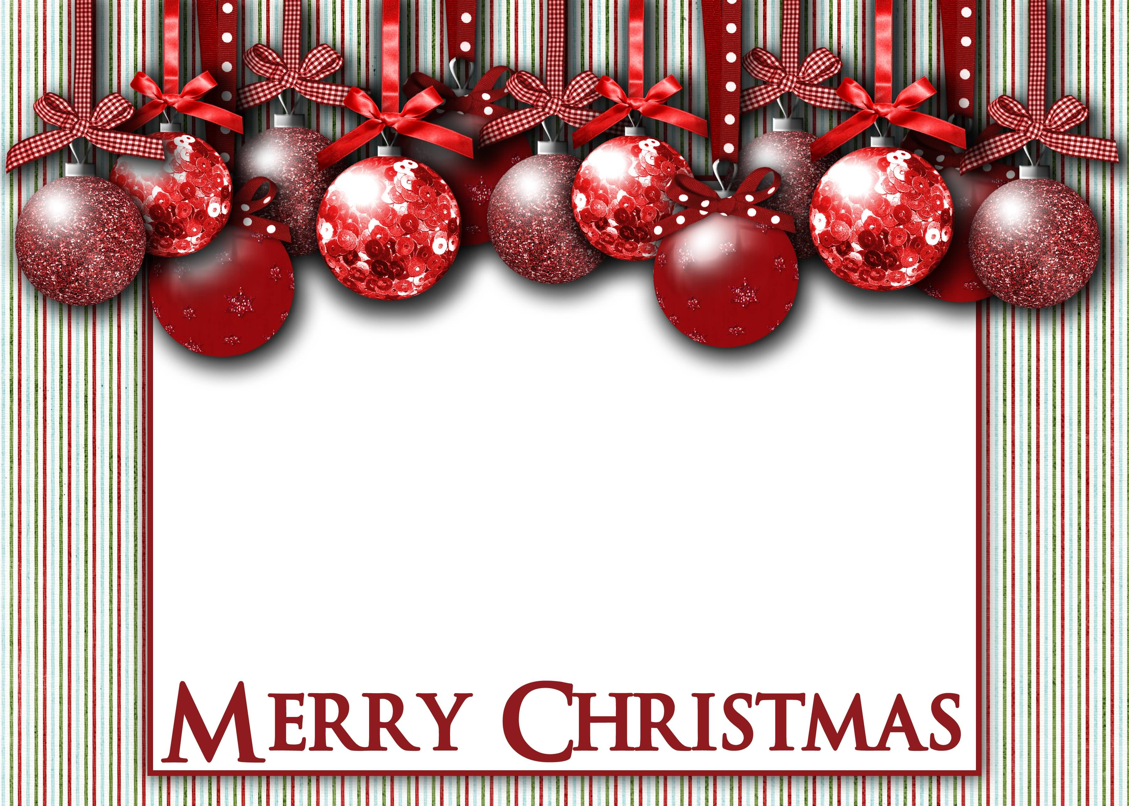 Merry Christmas Cards Template Image Picture Photo Wallpaper 14