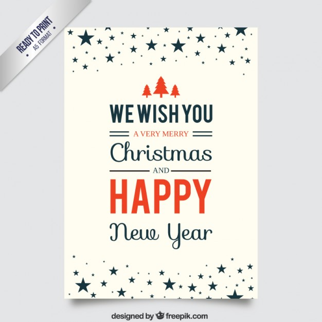 Merry Christmas Cards Vector Image Picture Photo Wallpaper 18