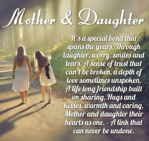 Mom Daughter Love Quotes 03