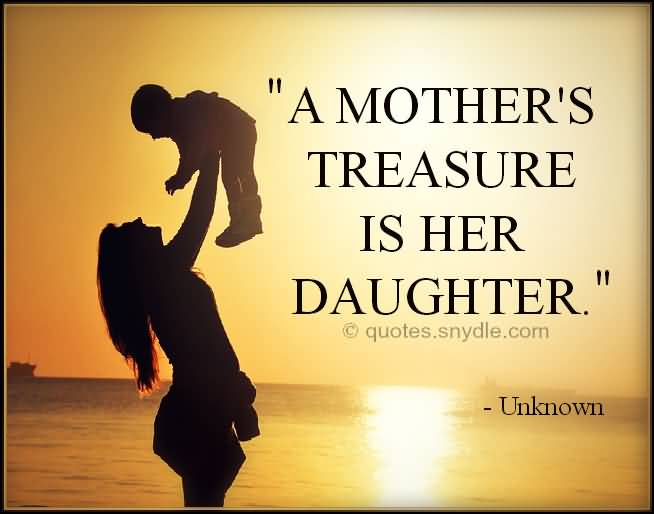 Mom Daughter Love Quotes 11