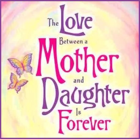 Mom Daughter Love Quotes 17