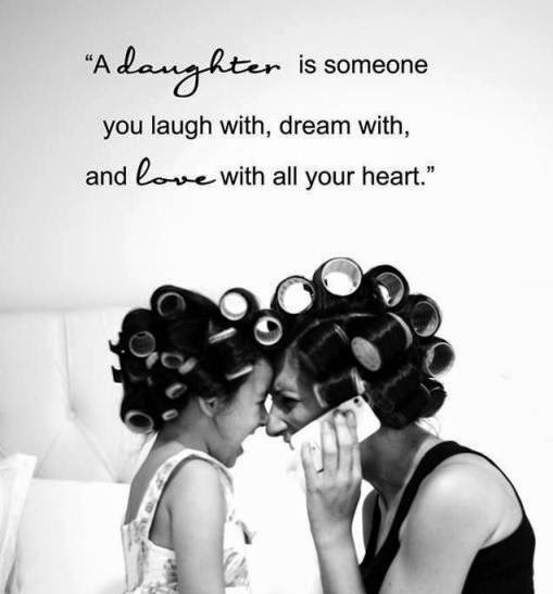 Mom Daughter Love Quotes 18