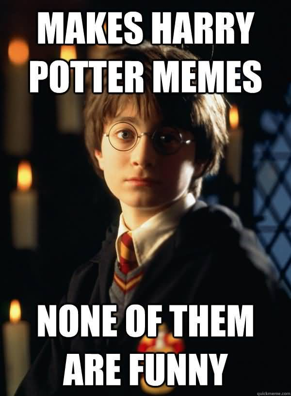 Most Funniest hogwarts meme joke