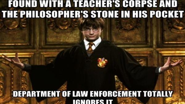 Most Funniest hogwarts meme picture