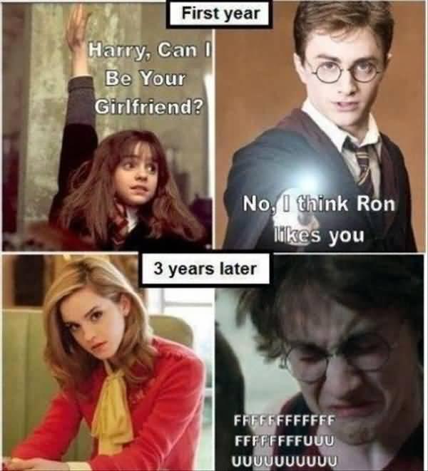 Most hilarious harry potter memes photo