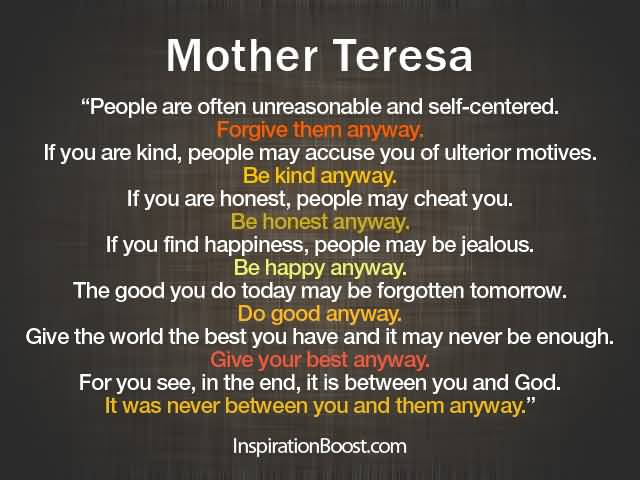 Mother Teresa Quotes Love Anyway 01
