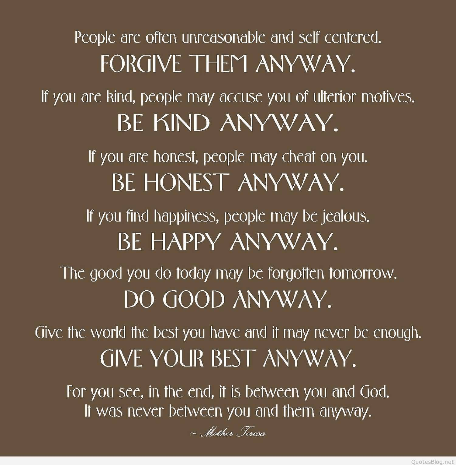 Mother Teresa Quotes Love Anyway 08