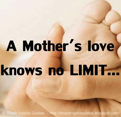 Mothers Love Quotes 01