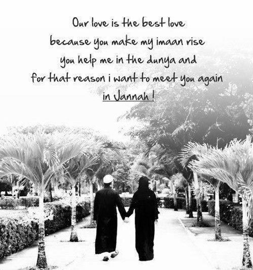 Muslim Quotes On Love 14