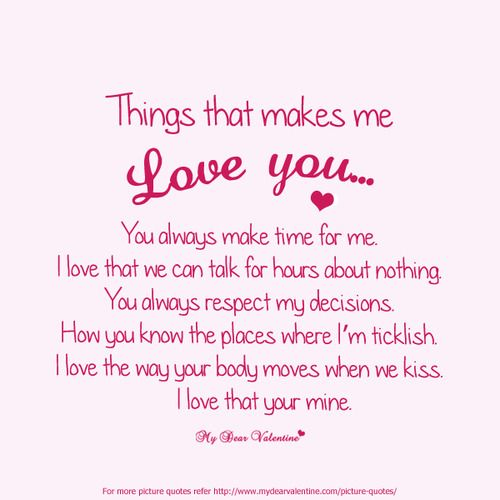 My Love For Him Quotes 03