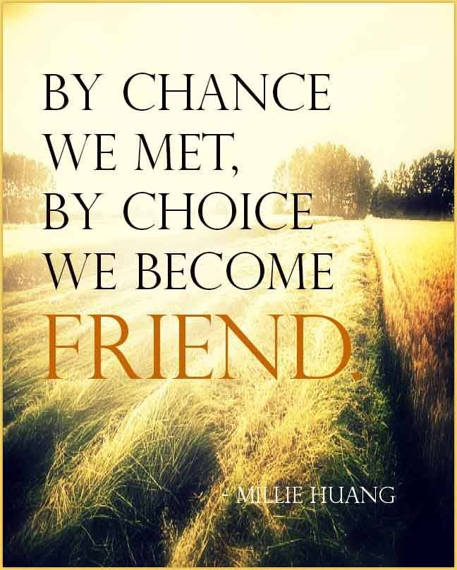 New Quotes About Friendship 20