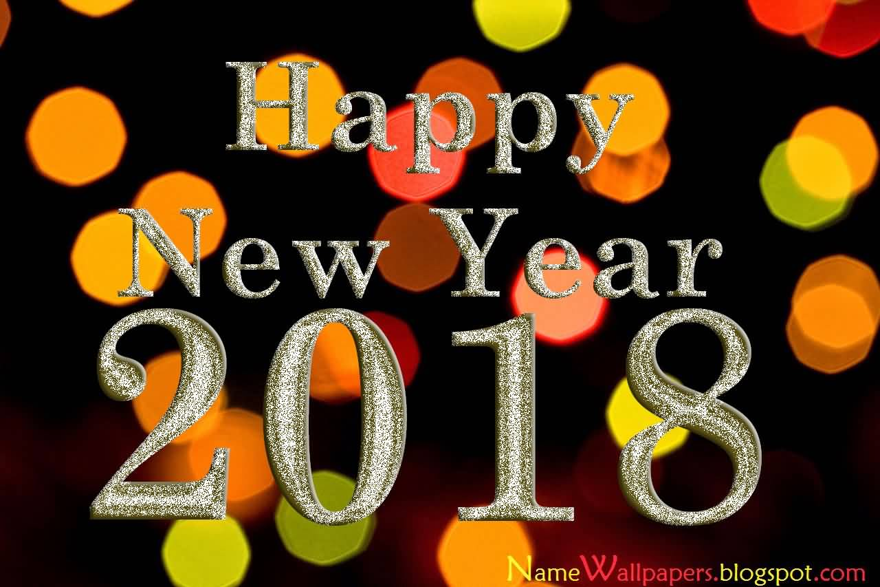 New Year 2018 Status Image Picture Photo Wallpaper 09