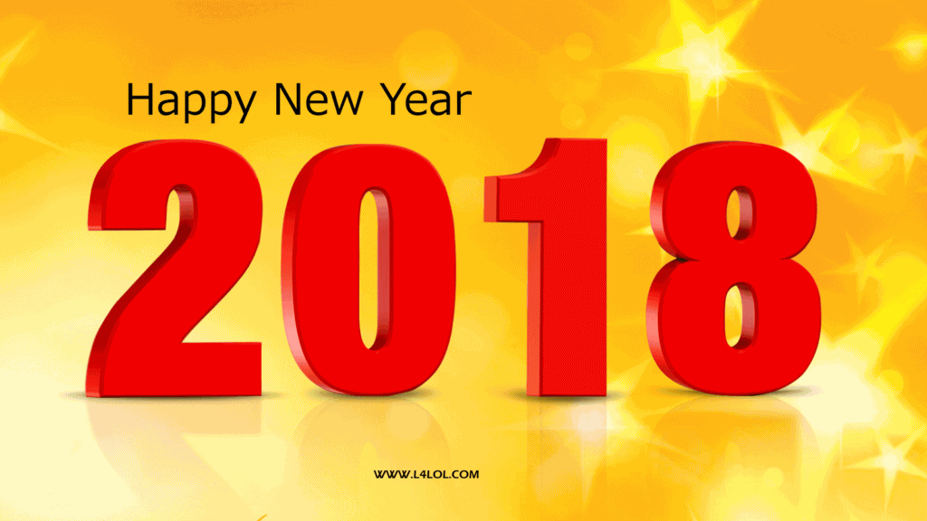 New Year 2018 Status Image Picture Photo Wallpaper 12