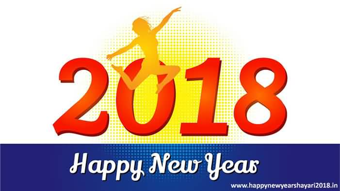 New Year 2018 Status Image Picture Photo Wallpaper 17