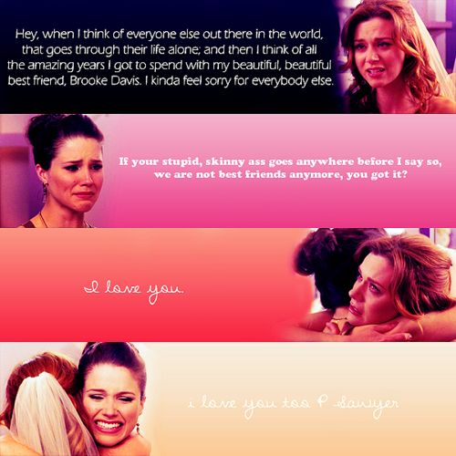 One Tree Hill Quotes About Friendship 03