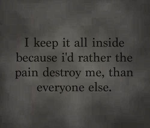 Pain And Life Quotes 14
