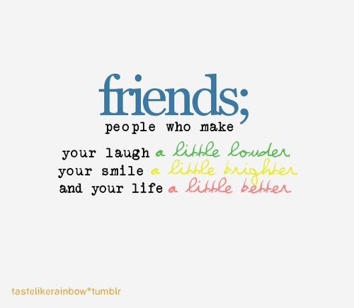 Positive Quotes About Friendship 06
