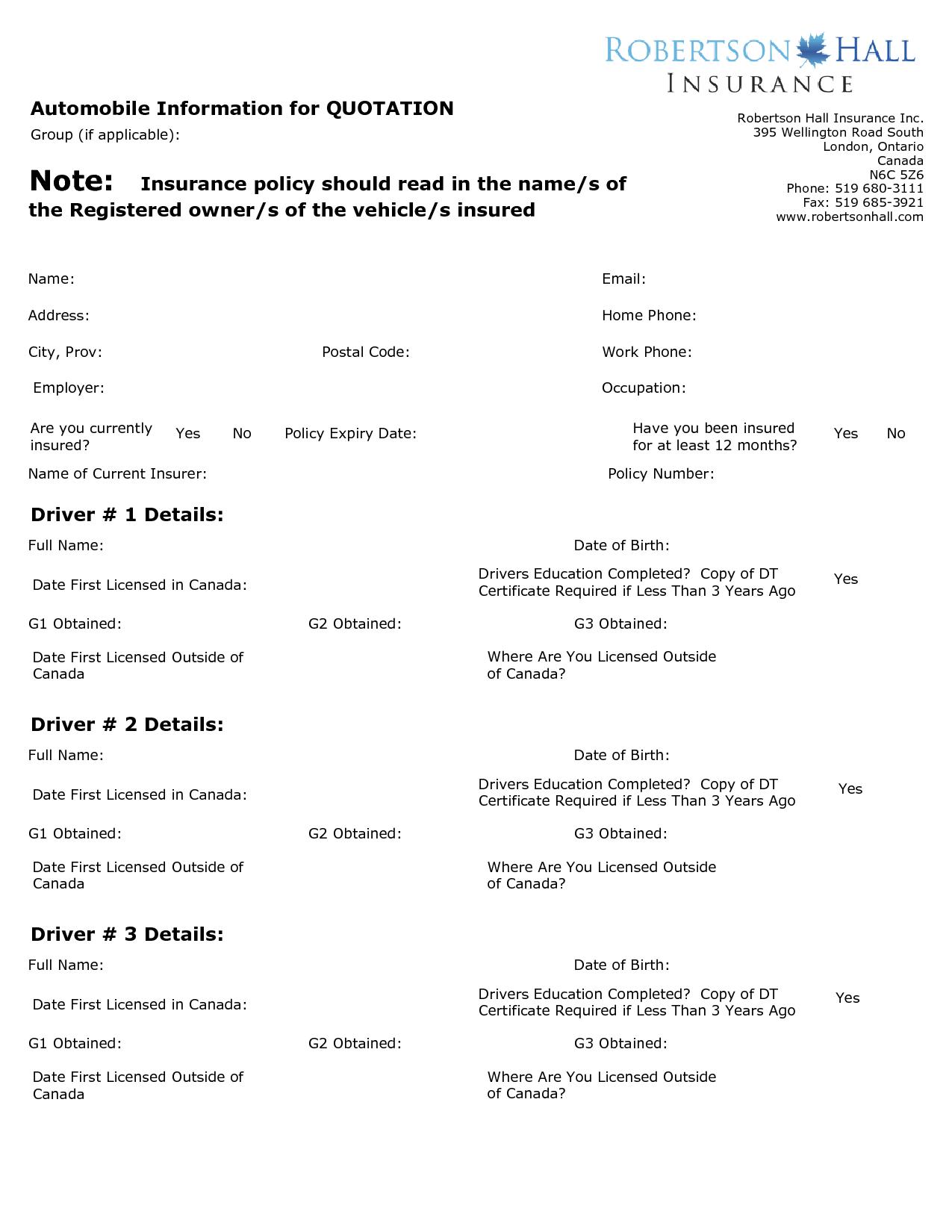 Quick Quote Life Insurance 19
