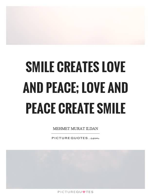 Quote About Peace And Love 16 Quotesbae
