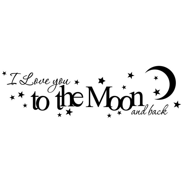 Quote I Love You To The Moon And Back 13