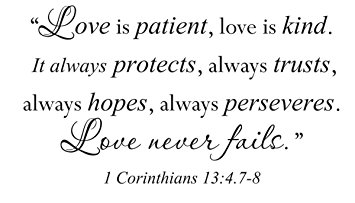 Quote Love Is Patient 01