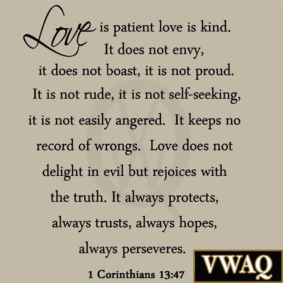Quote Love Is Patient 06